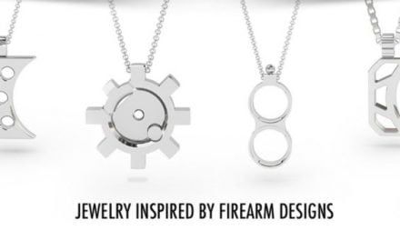 6 Pieces of Awesome Gun Jewelry That Would Make a Perfect Gift
