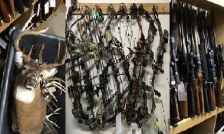 April 29th – Minnesota DNR will hold auction of Confiscated hunting & fishing equipment