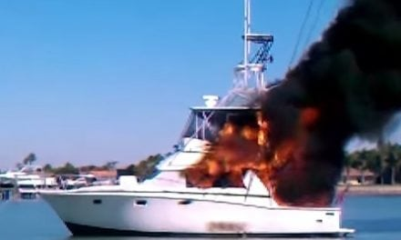 BoatUS Foundation Looks at Boat Fire Safety