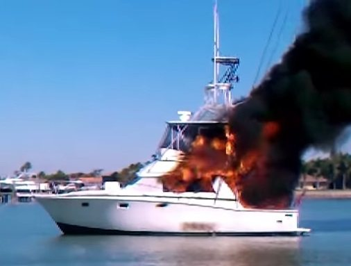 Boat Fire Safety