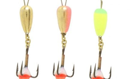 Clam Dropper Spoon from Clam Pro Tackle