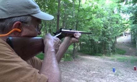 Hickok45 Gets Trigger Time With a Classic Remington Rolling Block Rifle