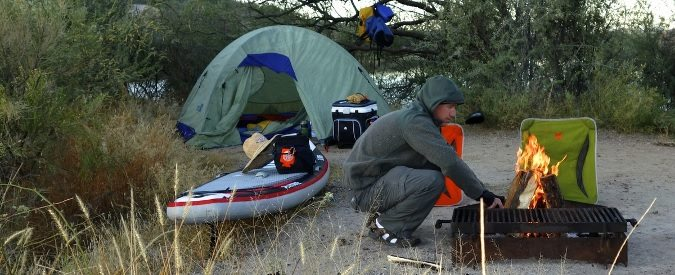 How to Pack for a SUP Overnight