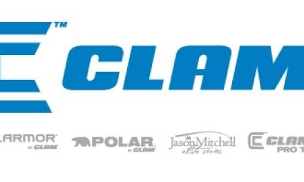 Ice is Here… and so are the NEW products from Clam Outdoors!