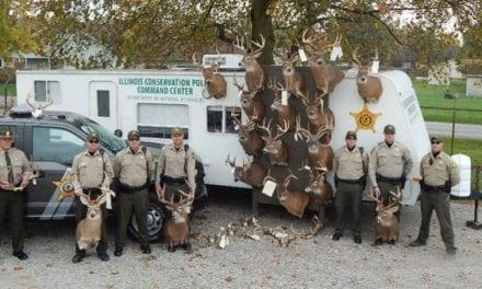 Illinois DNR Issues 153 Citations on Investigative Case Focused on Non-Resident Hunters