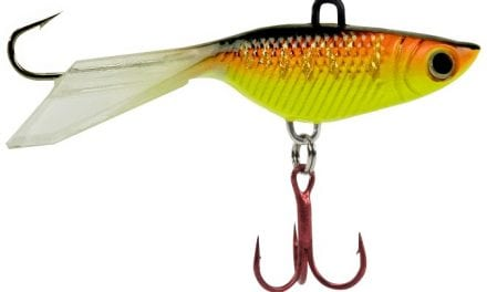 New Ice Fishing Lure: Phantom Lures Introduces the Tilly