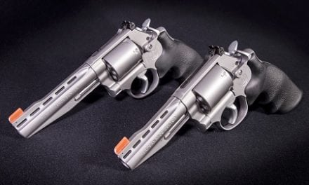 New Model 686 and 686 Plus Revolvers