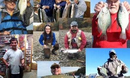 NW PA Fishing Report For November 2017
