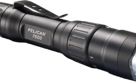 Pelican 7600 Tactical LED Flashlight
