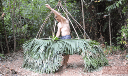Primitive Technology: Starting Over at a New Location