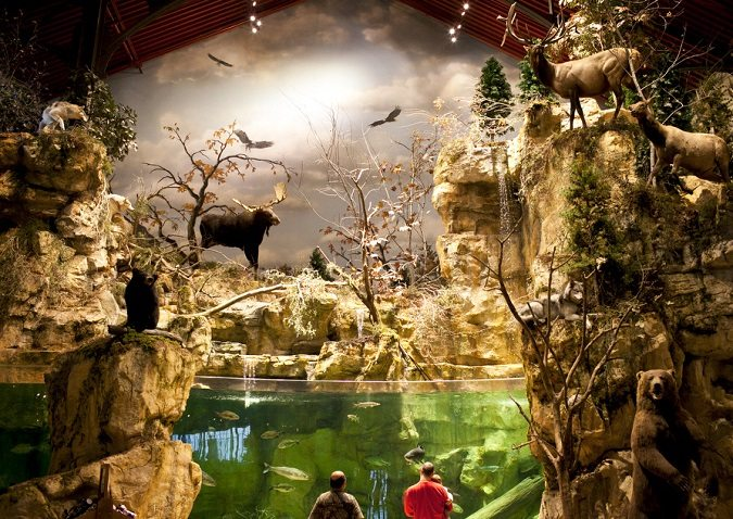 Record Fish Calls East Peoria Bass Pro Shop it's New Home