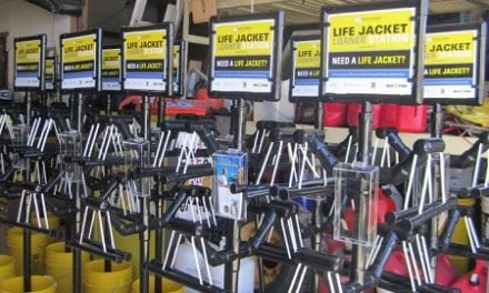Sea Tow Foundation to Expand Life Jacket Loaner Program