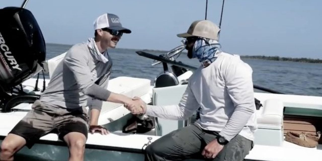The Story Behind One Of Florida's Top Fishing Guides, Capt. Jonathan Moss