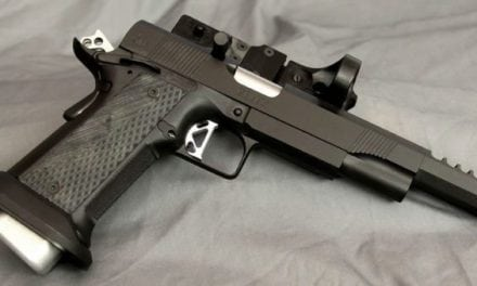 These 10 Customized Pistols Will Leave You Salivating