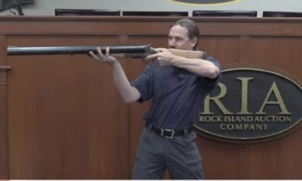 This 2-Bore Rifle And Pistol Combo Is Just Unbelievable