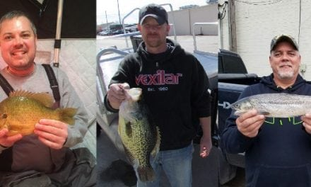 Three New Nebraska Fishing Records In The Books For 2017