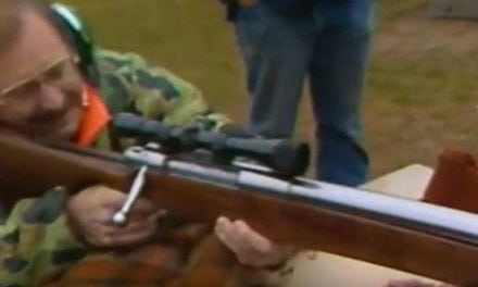 Throwback Thursday: Shooting a .50 Cal in 1983