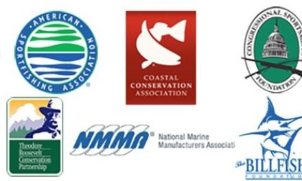 U.S. Reps. Graves, Green, Webster, Wittman Champion Federal Saltwater Fisheries Reform