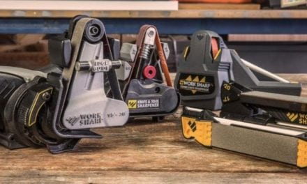 Why This Knife Sharpener is the Clever Gift Every Outdoorsman Needs