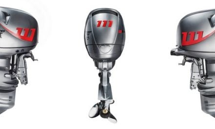 Yanmar Launches Turbo Diesel Outboard Motor – Dtorque 111