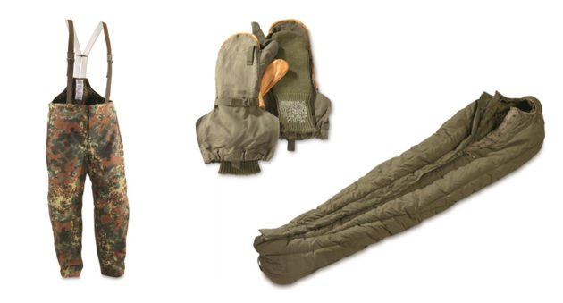 7 Awesome Military Surplus Items for Outdoorsmen ⋆ Outdoor