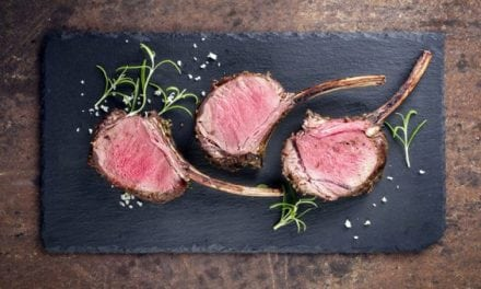 7 Classy Food Pics of Venison Cooked to Perfection