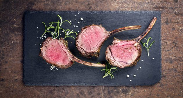 Ready for some fabulous photos of venison prepared to perfection?