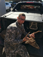 Battle-Tested Warriors Meet for Final Time in the Deer Woods