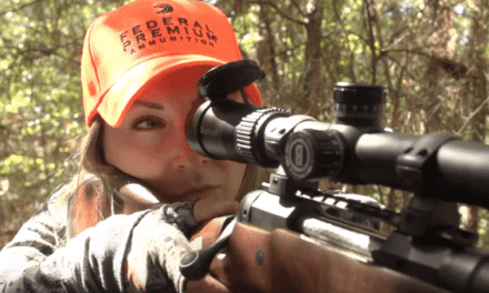 Check Out the Savage Lady Hunter