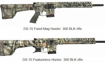 Dark Storm Industries Introduces the DS15 Hunter