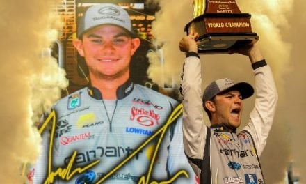 Jordan Lee, A 25-Year-Old Former College Angler From Alabama, Wins The Bassmaster Classic