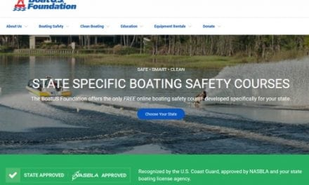 Keep Online Boating Safety Course Free