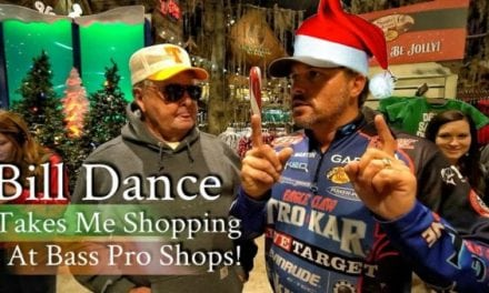 Let's Go Shopping in the Largest Tackle Store in the World… With Bill Dance!
