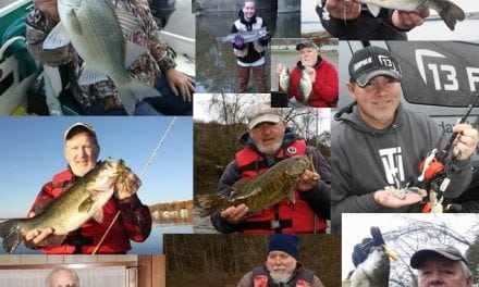NW PA Fishing Report For Late November 2017