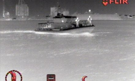 Premium Maritime Thermal Night Vision Cameras