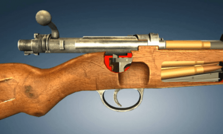 See How a Vintage Mauser 98 Works in This Video Animation