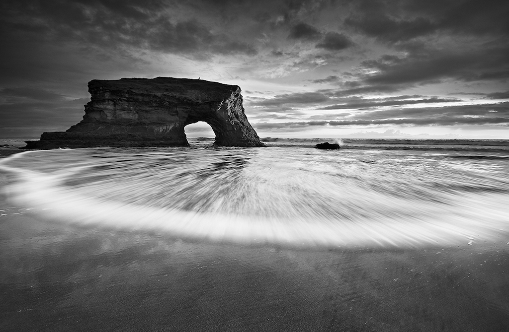 """""""The Natural Bridge"""" By Dave Michaud"""