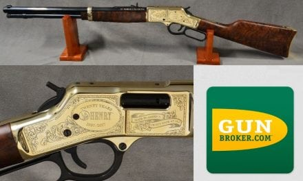 Special Henry Big Boy .44 Magnum 'One of Twenty' Rifle to Benefit Project ChildSafe Foundation