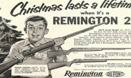 Sunday Gunday: 7 Vintage Christmas Gun Ads That Will Take You Back