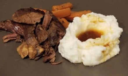 This Slow Cooker Recipe Using Dr. Pepper and a Venison Roast is Fantastic
