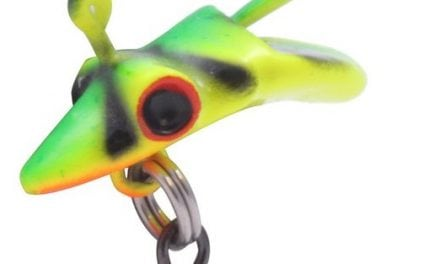 Tip This Jig With A Minnow and Watch