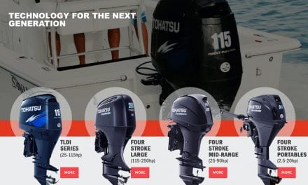 Tohatsu America Has A New LPG Outboard
