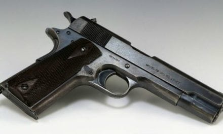 Trump to Allow Retired M1911 Handguns for Civilian Purchase