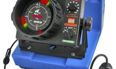 Vexilar FL8SE Genz Pack with 19 Degree Ice Flasher