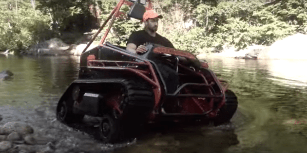 Video: These Tracked Chairs Make the Outdoors Wheelchair-Accessible