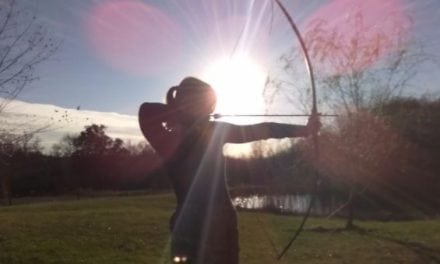 Why I Use a Traditional English Longbow