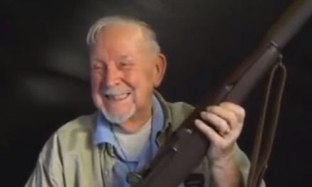WWII Paratrooper Veteran Don Burgett Praises the M1 Garand Rifle