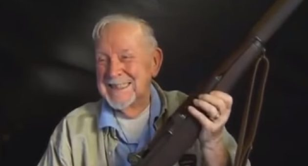 don burgett praises the m1 garand rifle