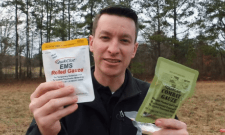 A Hunter's First Aid Kit List of Necessary Items