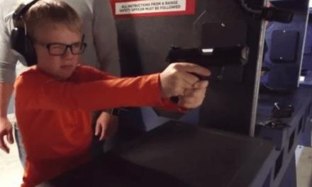 A Kansas Program is Introducing Kids as Young as 8 to Guns